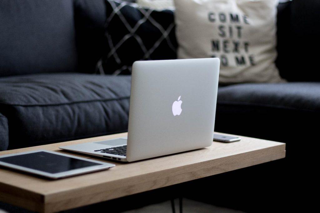 Ein Macbook